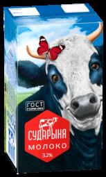 Молоко Сударыня